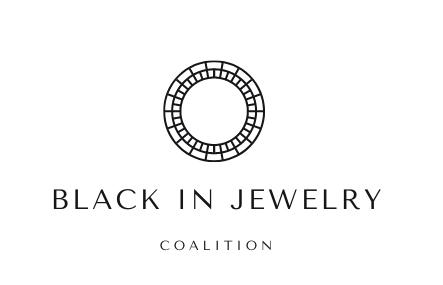 Black in Jewelry Coalition logo