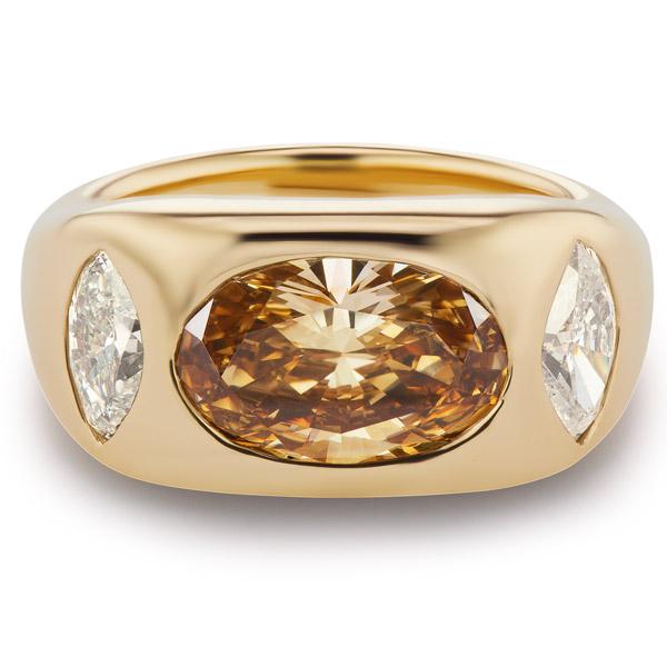 Brent Neale gypsy ring