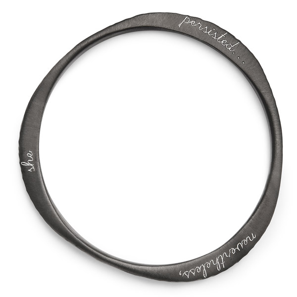 Dana Bronfman Persisted bangle