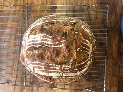 Emilie Shapiro bread