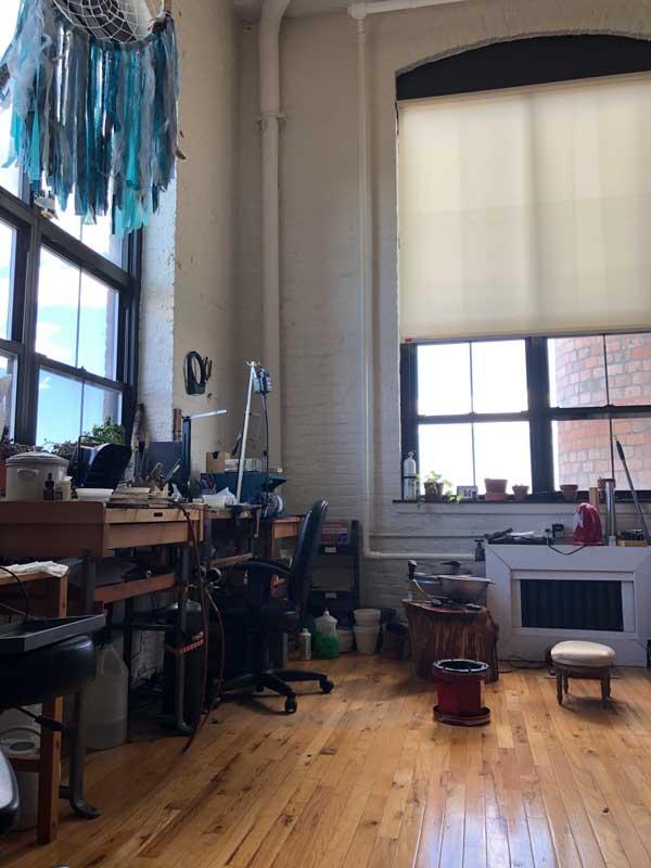 Emilie Shapiro studio