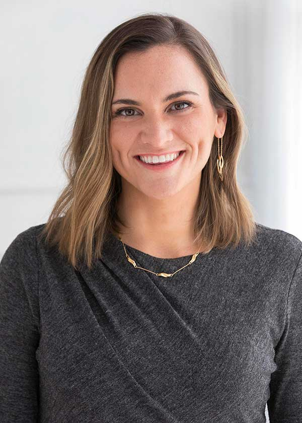 Eve Streicker portrait