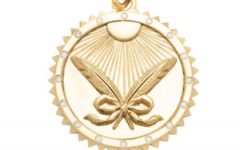 Foundrae Broken English medallion