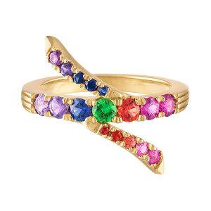 Gigi Ferranti Twist ring
