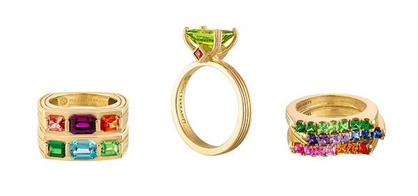 Gigi Ferranti portofino rings