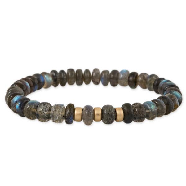 Jacquie Aiche men labradorite bracelet