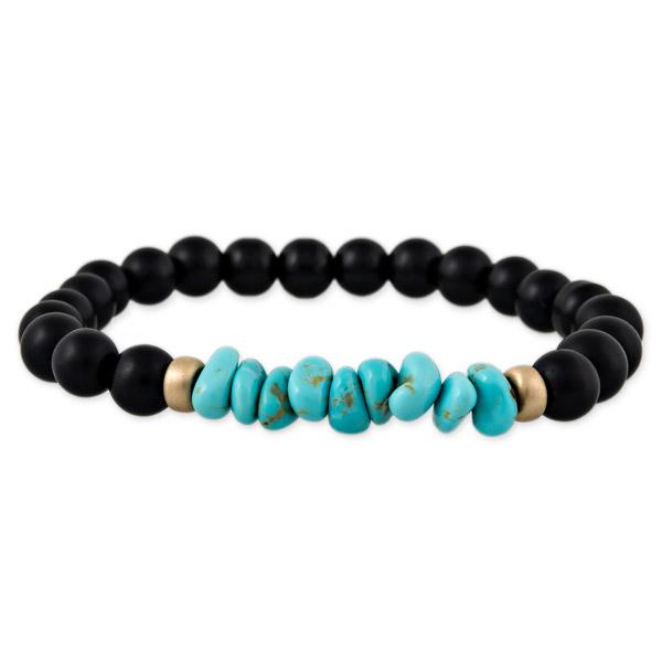 Jacquie Aiche turquoise bracelet