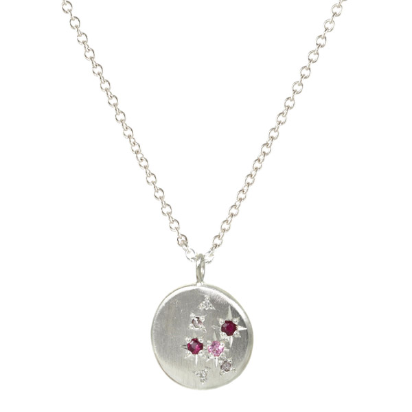 Jen Leddy Celestial necklace