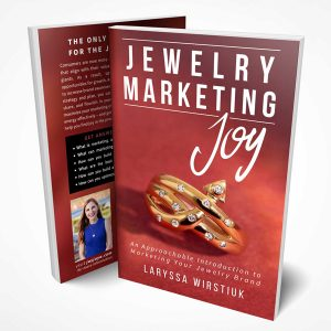 Jewelry Marketing Joy book