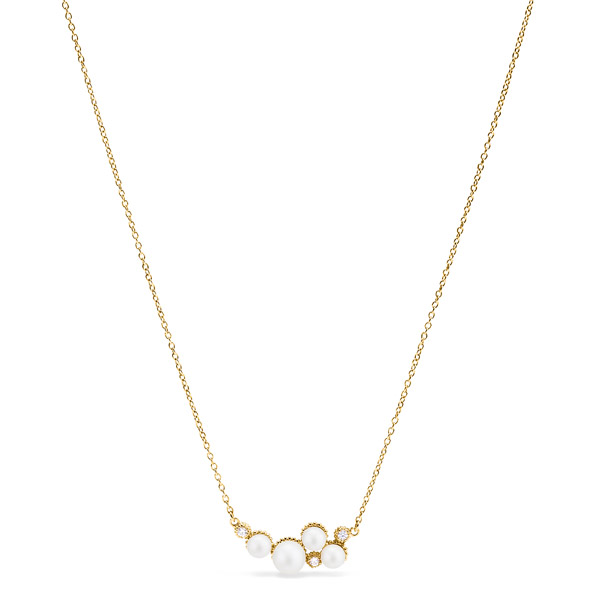 Judith Ripka Shima necklace