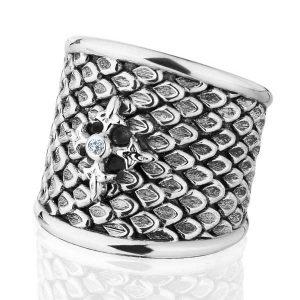 KIR signature wide ring