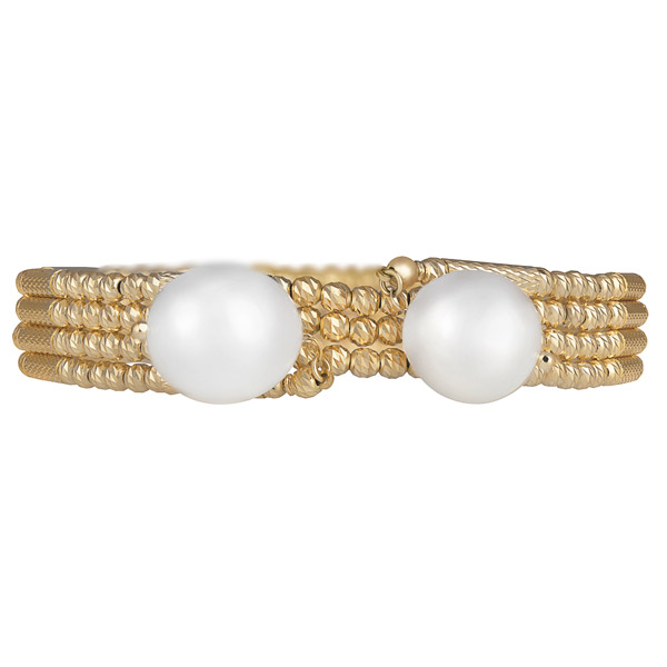 Kapes Jewelry magnetic pearl bracelet