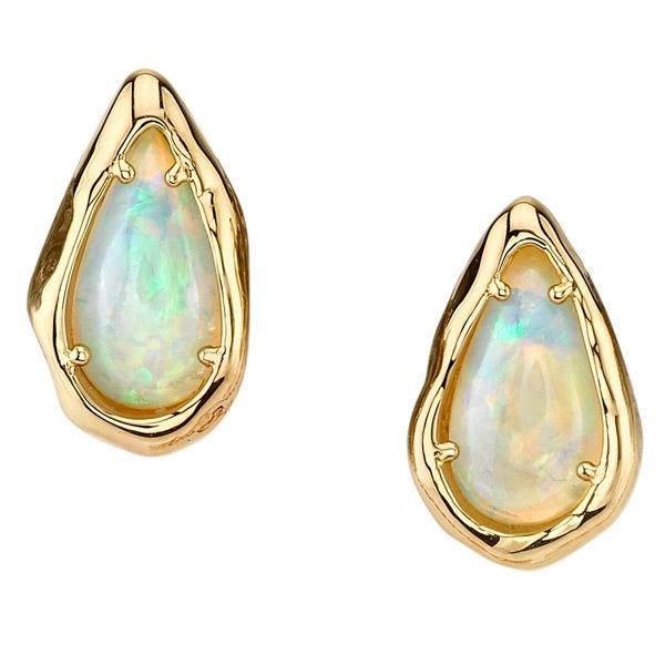 Kassandra Nicholson opal earrings