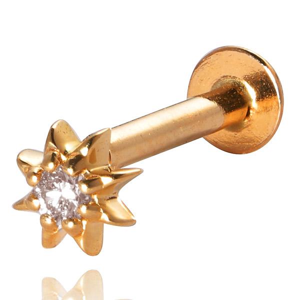 Lark and Berry Starburst earring