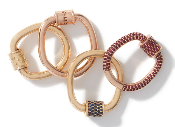 Marla Aaron Trundle rings