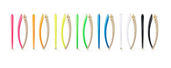 Melissa Kaye Cristina earrings group