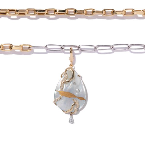 Milamore Kintsugi necklace