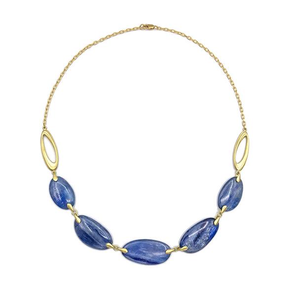 Original Eve kyanite necklace