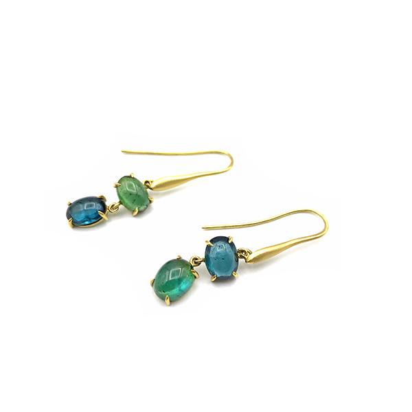 Original Eve tourmaline earrings