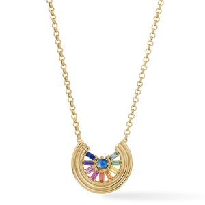 ParkFord rainbow Revival necklace