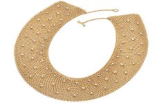 Peretti gold necklace