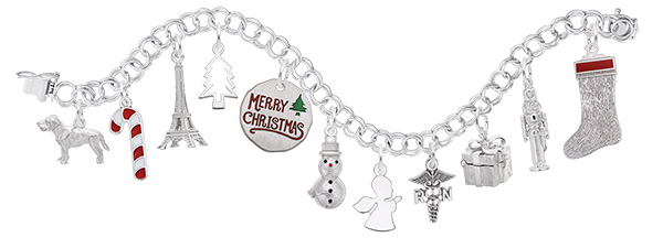 Rembrandt Charms Holiday Dreams Bracelet
