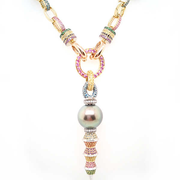 Rosa Van Parys necklace