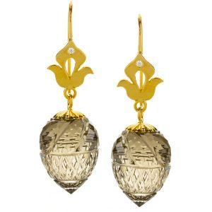 Shamila Jiwa Minaret earrings