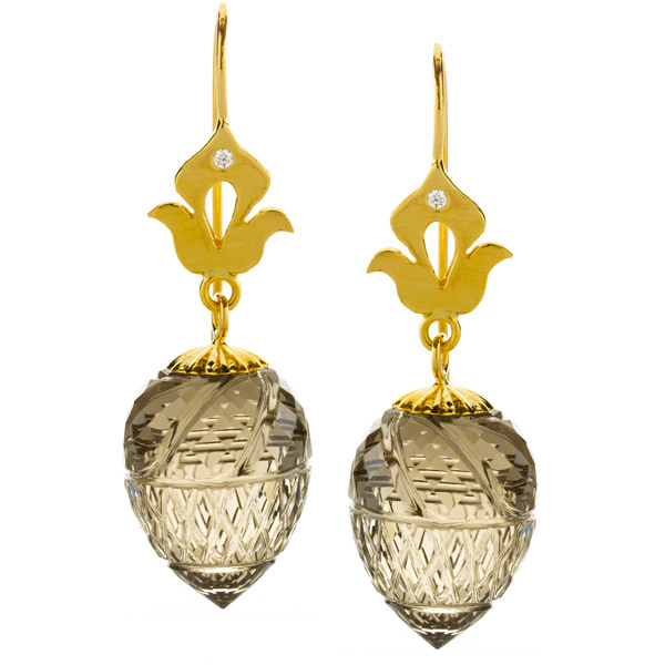 Shamila Jiwa Minaret earrings