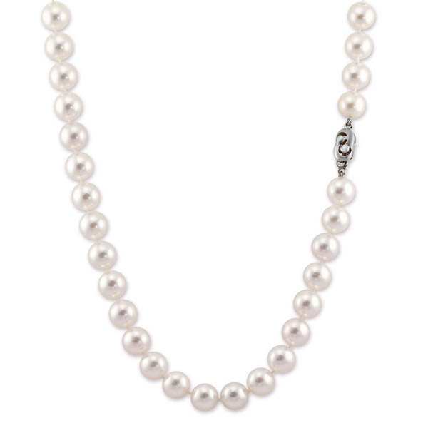 Tara Pearls akoya cultured strand