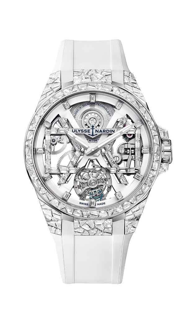 Ulysse Nardin Sparkling Blast watch