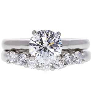 Worthy round diamond