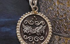 Aerosmith x Distefano necklace