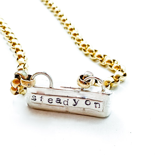 Amulet by D Steady On necklace