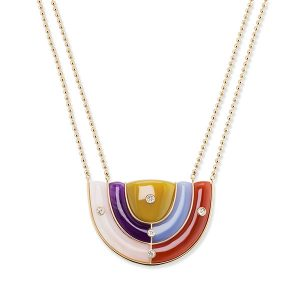 Brent Neale Reflections necklace