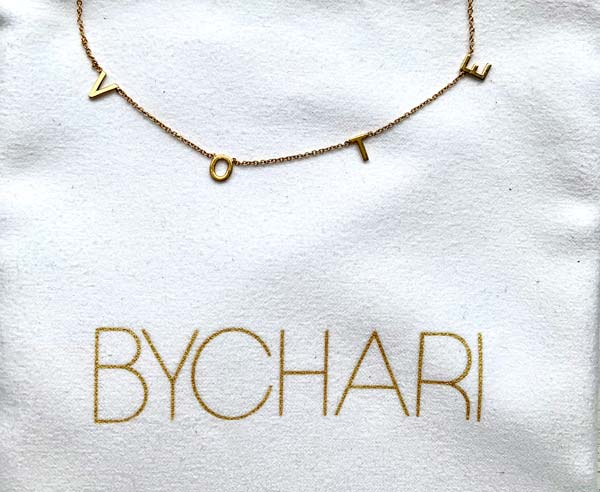 By Chari Vote necklace