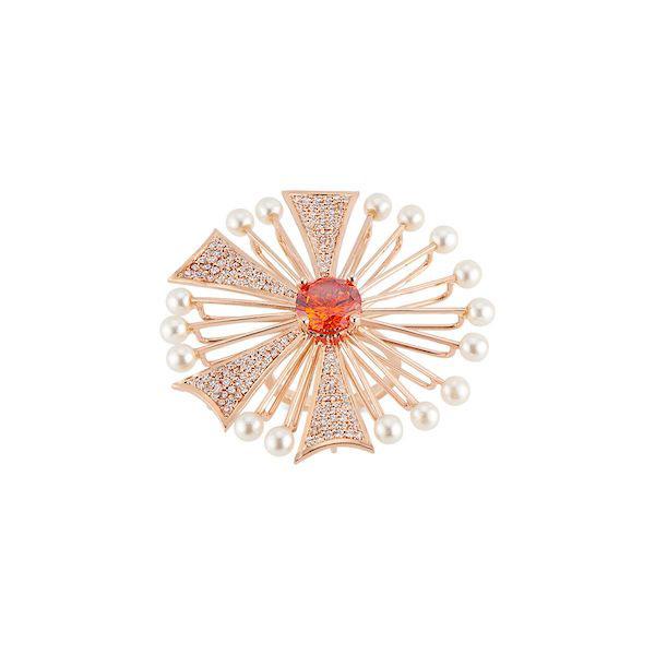 Callista by Vinita Sun ring