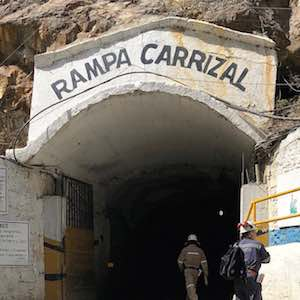 Carrizal mine