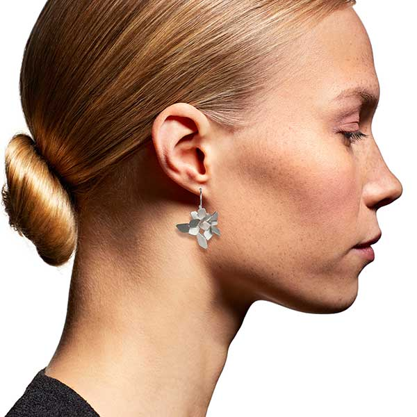 Chao Hsien Kuo Sparkling Forest earrings