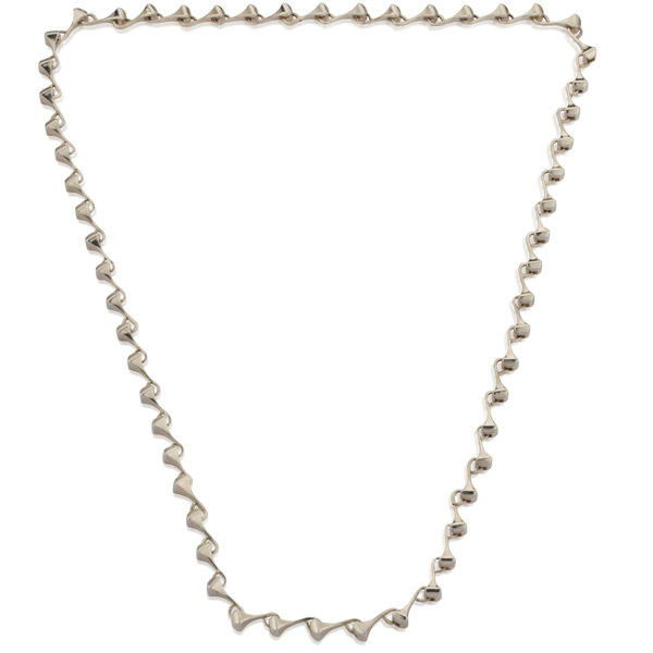 Cristina Cipolli genderless chain necklace