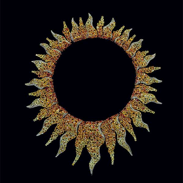 Dior Collier Roi Soleil
