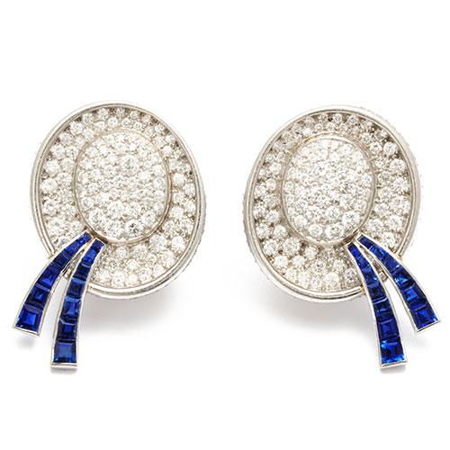 Drayson boat hat earrings