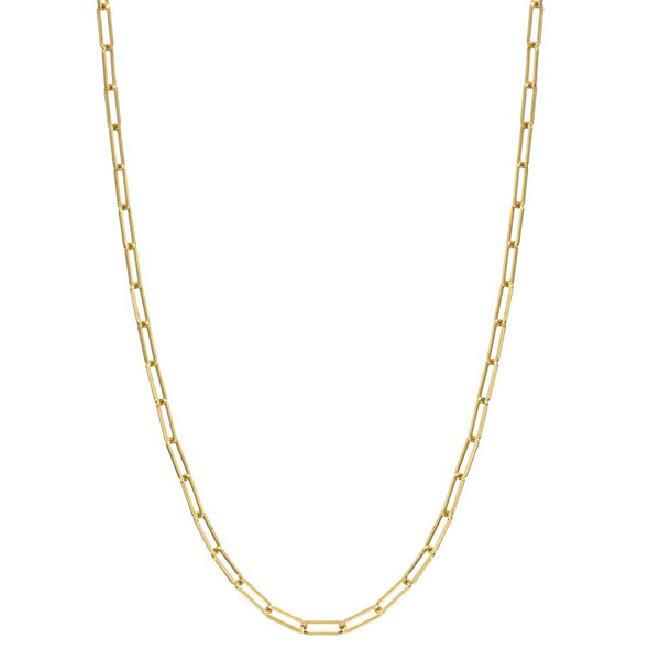 Dru yellow gold chain