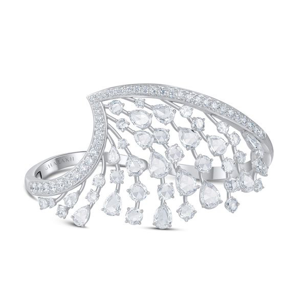 Harakh cascade collection ring