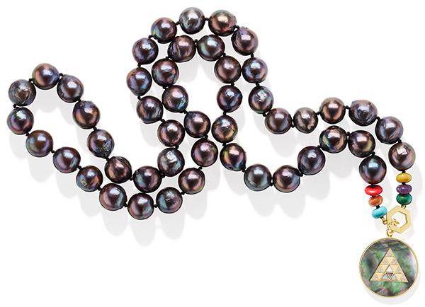 Harwell Godfrey tahitian foundation pearls