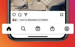 Instagram Reels Shop home