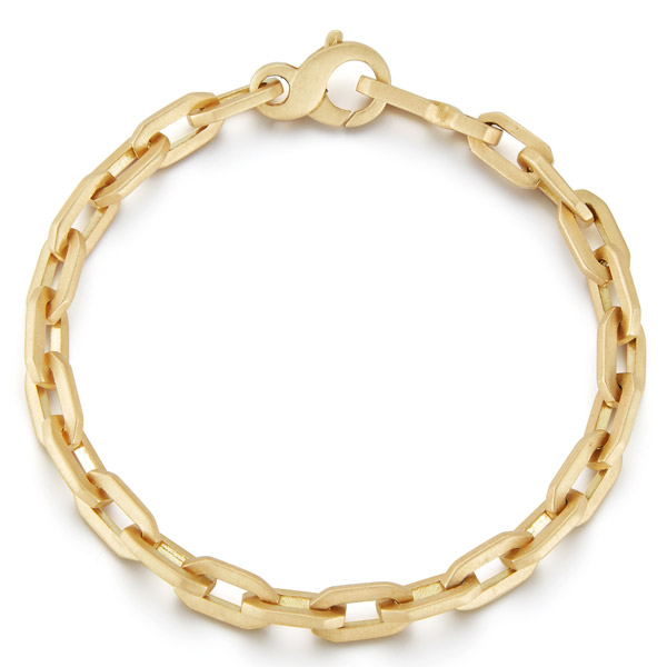 Jade Trau Tatum chain bracelet