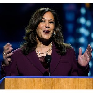 Kamala at 2020 DNC