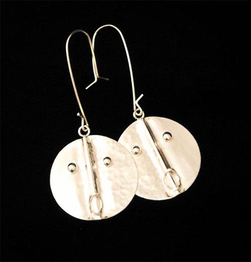 Karen Smith earrings
