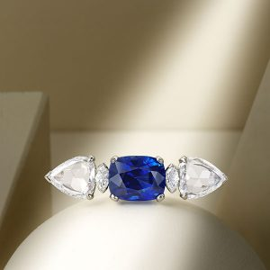 Kashmir sapphire Bonhams Dec. 7 New York Jewels sale